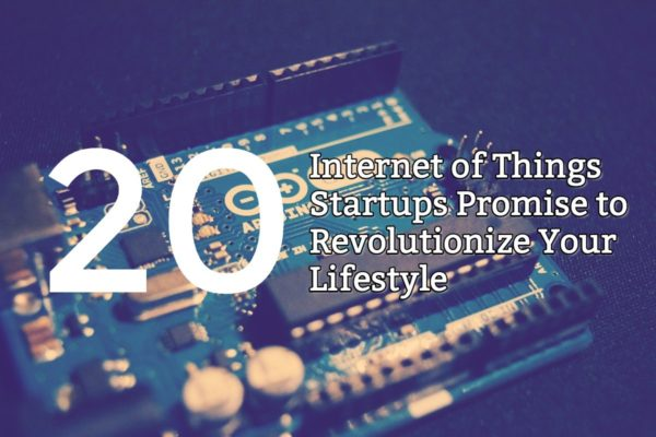 Best Internet Things Startups
