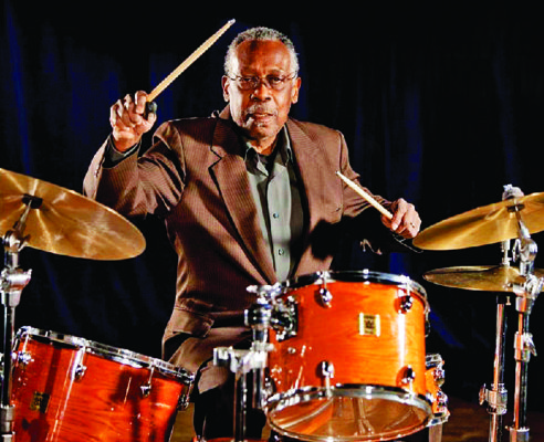 """The 2009 documentary """"Copyright Criminals"""" features Chattanooga native Clyde Stubblefield, best known as James Brown's """"Funky Drummer."""" Photo by Contributed Photo /Times Free Press."""