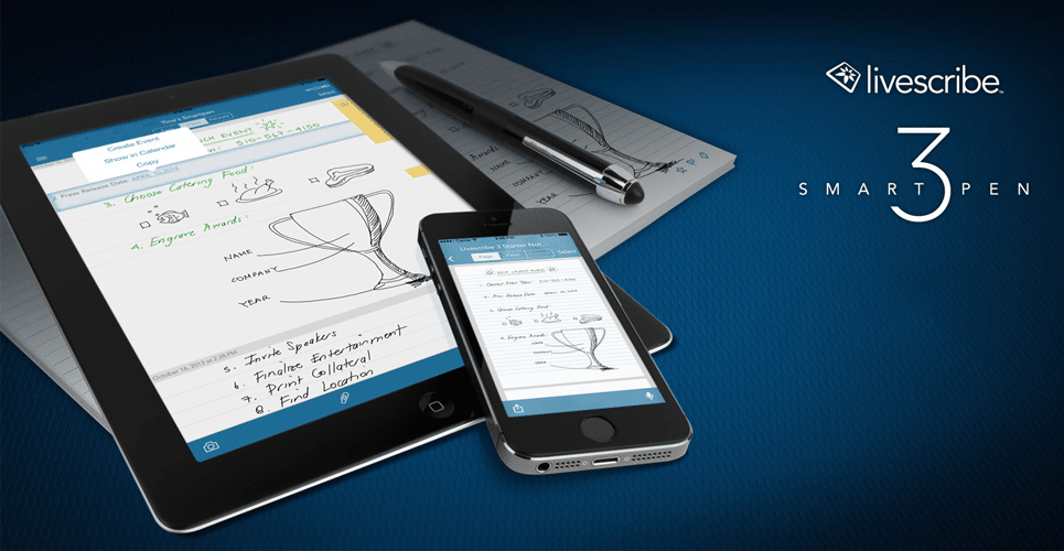livescribe3 smart pen