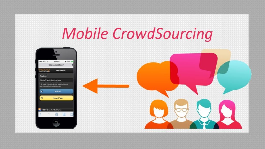 mobile crowdsourcing