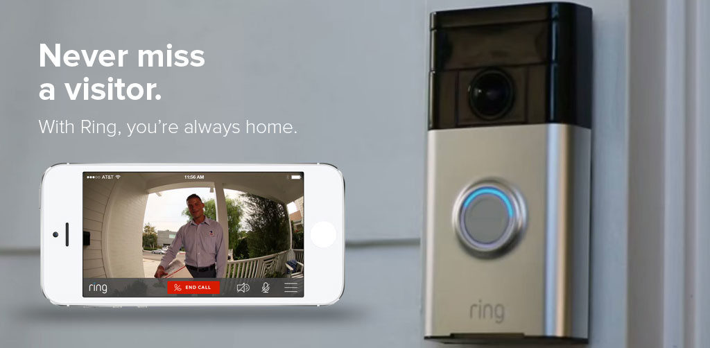 ring wireless doorbell
