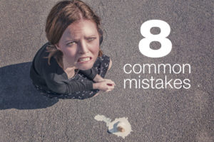 8 Common Mistakes During Prelaunch And How to Avoid Them