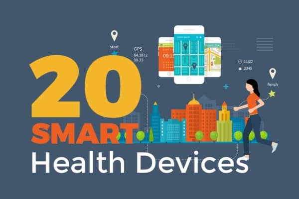 20 Smart Health Devices Changing The Healthcare IT Landscape