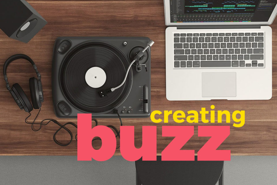Creating Buzz For Your Pre-Crowdfunding Campaign