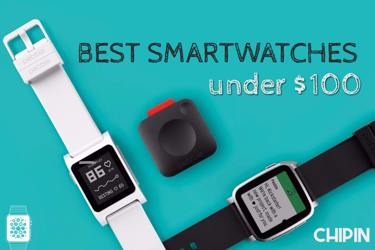 84718c6ae Best Cheap Smartwatches under $100 USD | Best Smart Watch 2018