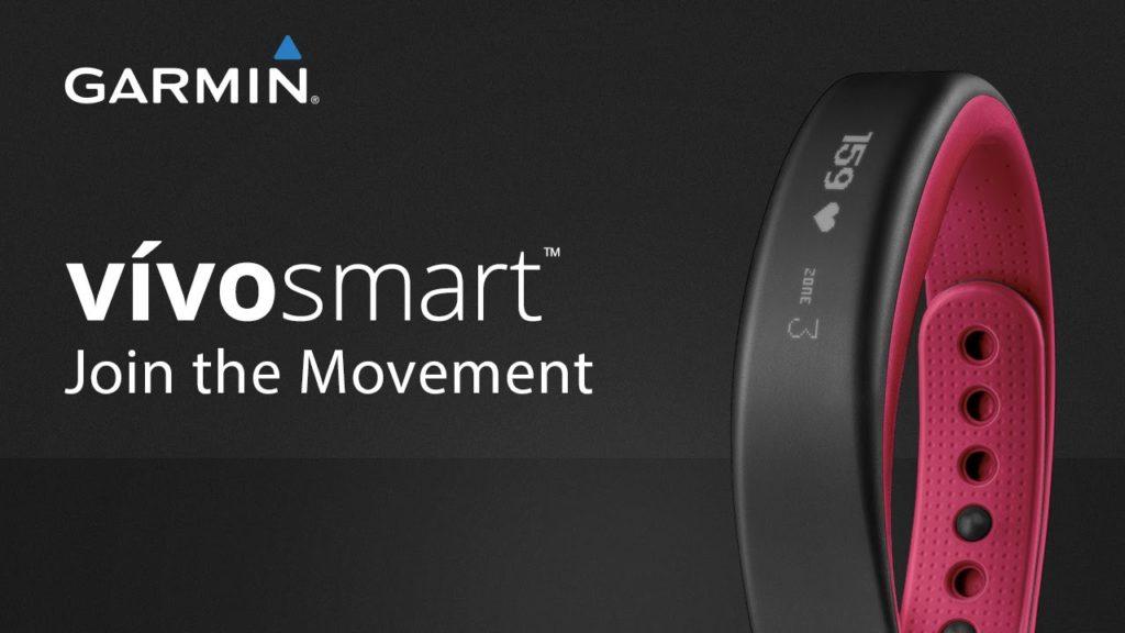 garmin vivosmart smartwatch