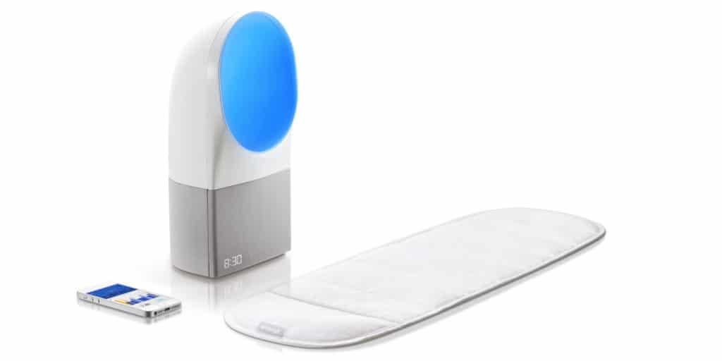 withings aura smart sleep tracker