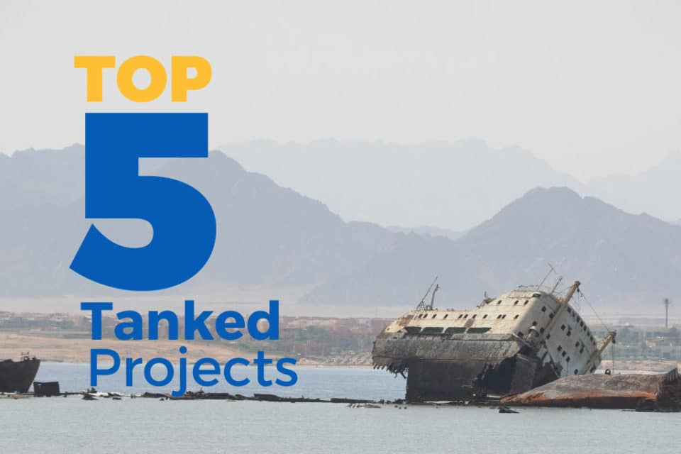 Top 5 Crowdfunded Projects That Tanked Big Time