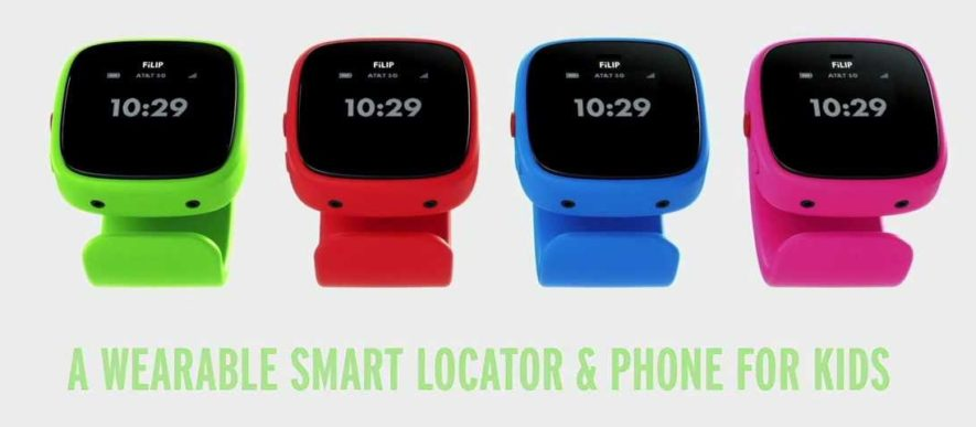 Filip Wearable Smart Watch Phone