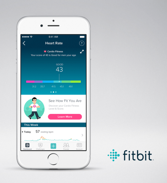 Fitbit Charge 2 App