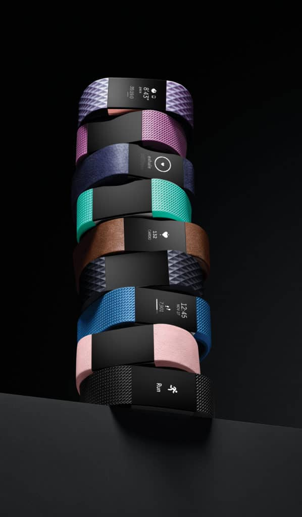 Fitbit Charge 2 design