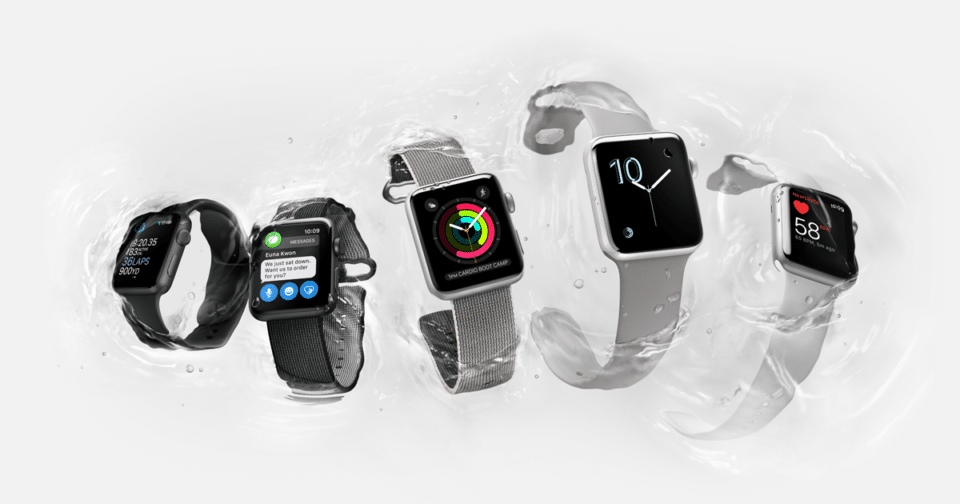 apple watch2 smartwatch