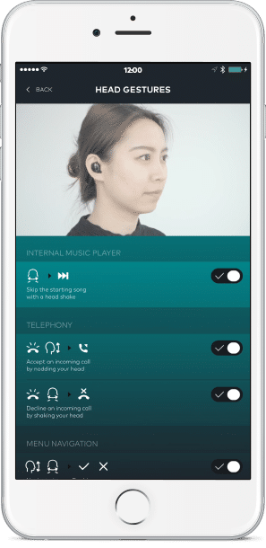 bragi-dash-app