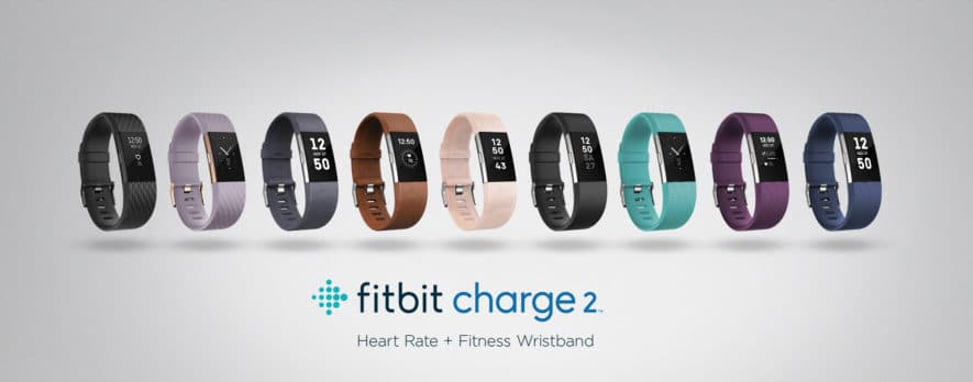 fitbit charge 2 line up