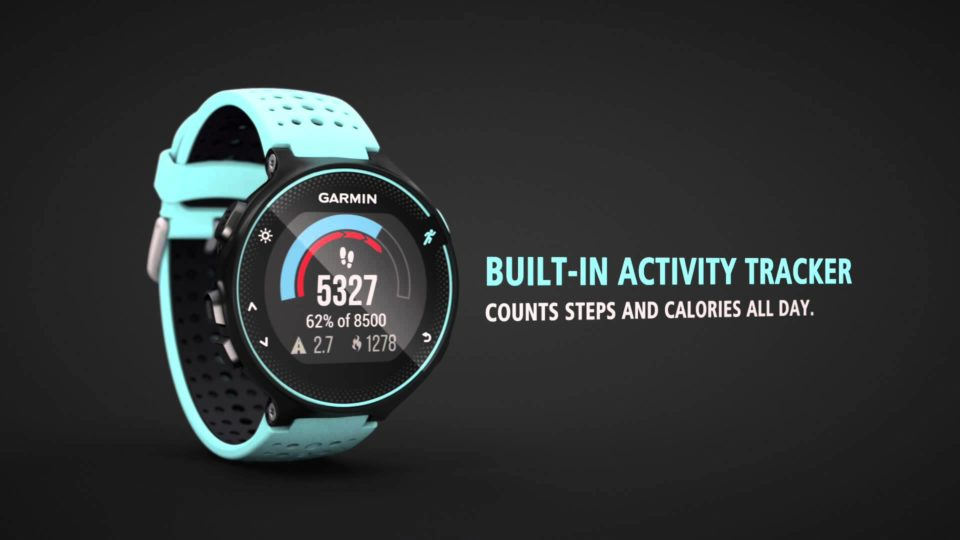 garmin forerunner 235 exercise watch