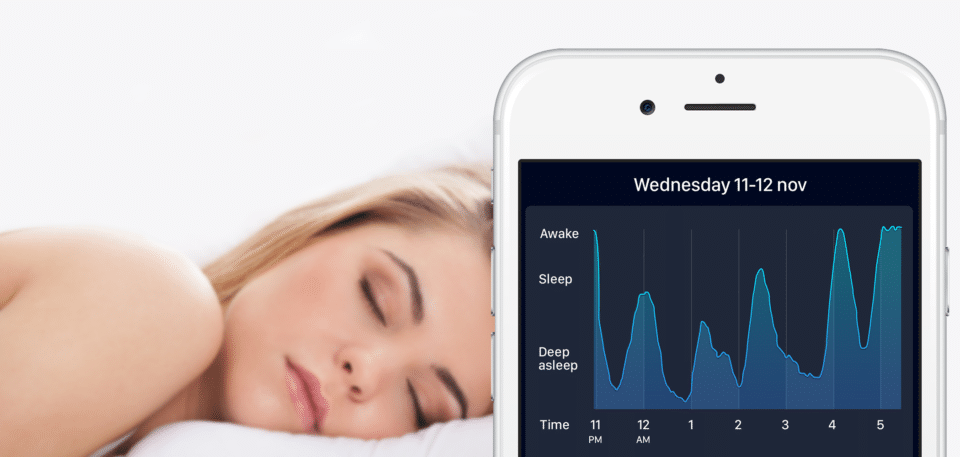 Sleep Cycle for iOS Sleep Tracker