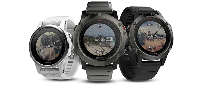 Garmin Fenix 5 Winner