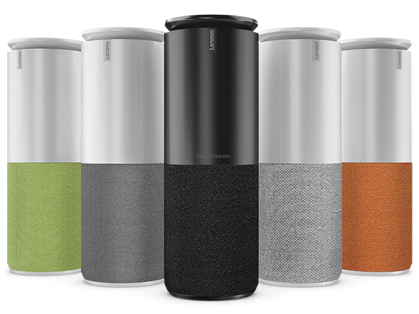 lenovo smart assistant speaker