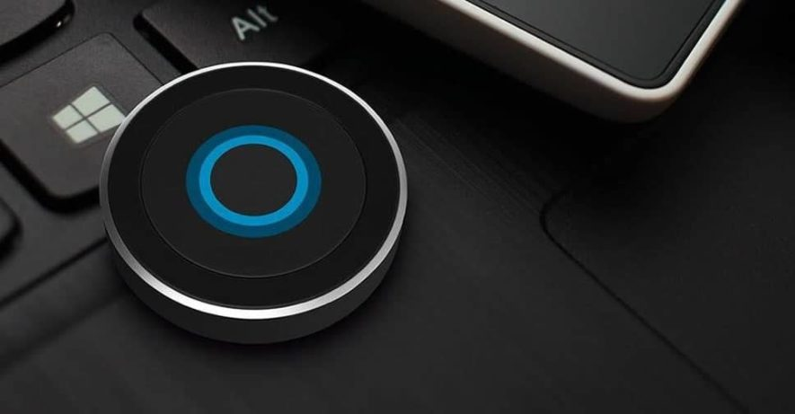 microsoft home hub cortana smart speaker