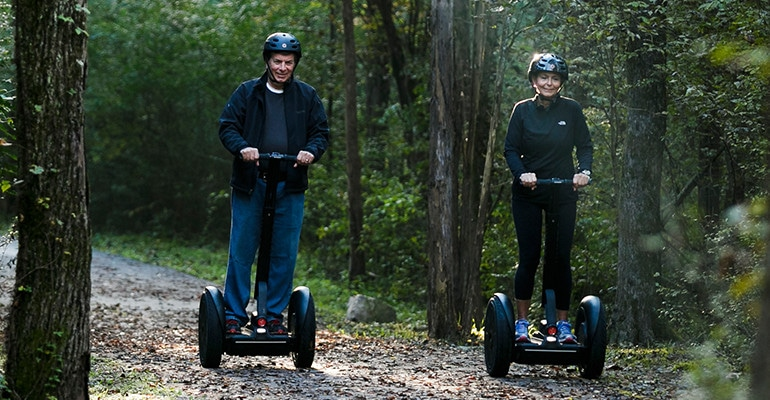 segway i2 se outdoor