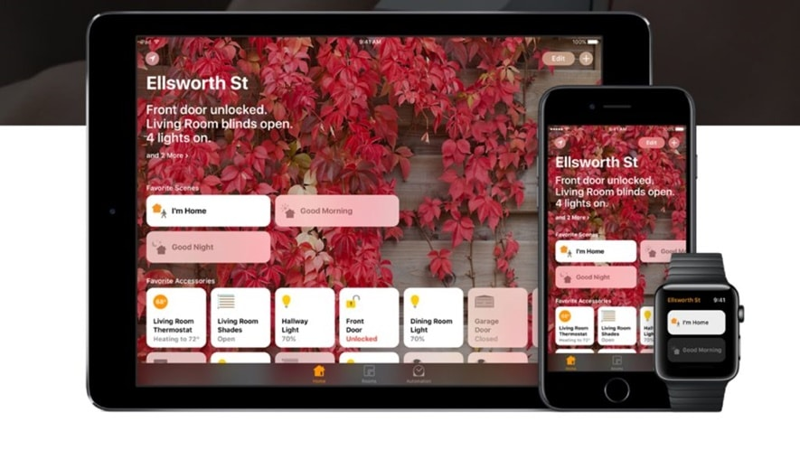 HomeKit is a sort of a framework that enables iOS users to control and manage smart home appliances