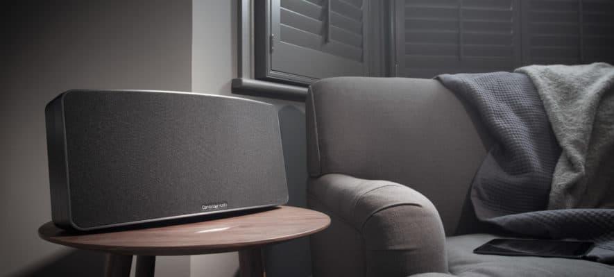 Cambridge Air 200 loud bluetooth speaker