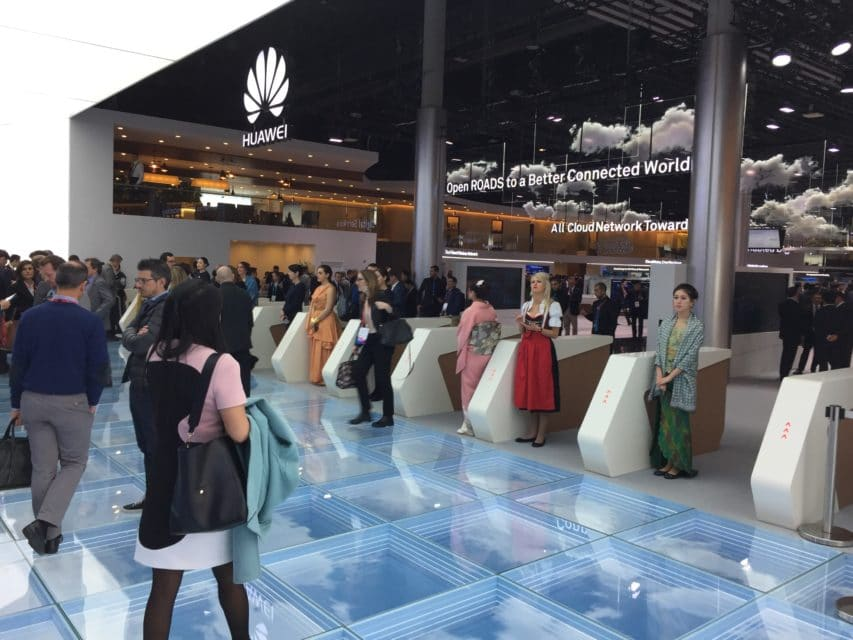 MWC 2017 Day 2