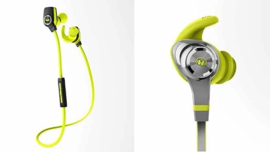 The iSport features two sound profiles, warm up and sport