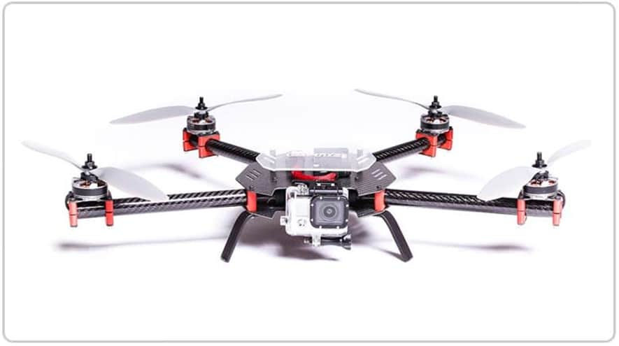 Ready-to-fly Quadcopters