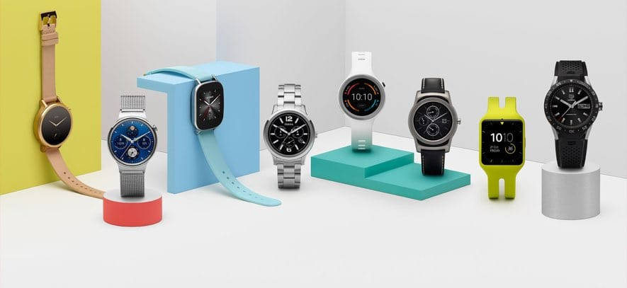 android wear 2.0 collection