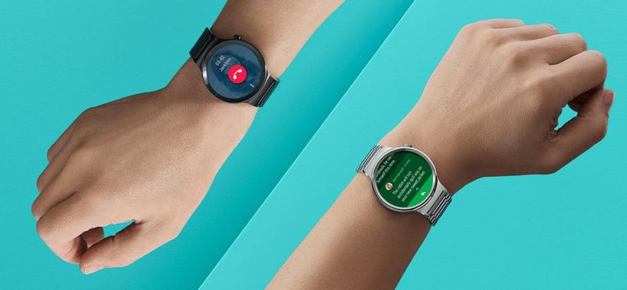 android wear 2 design