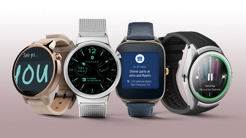 android wear 2 watches with notifications