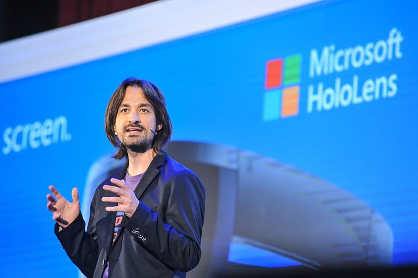hololens launch alex kipman