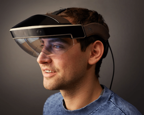 meta2 augmented reality headset