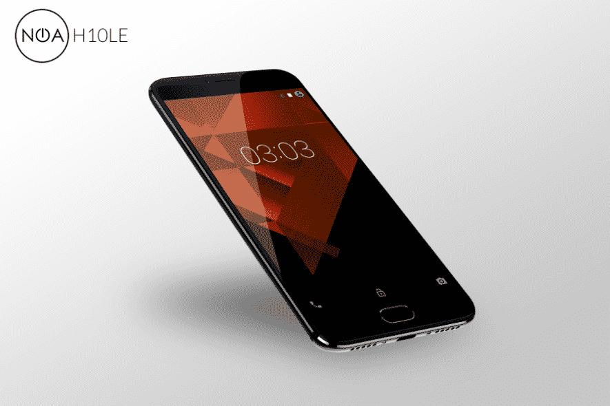 noa h10le smartphone