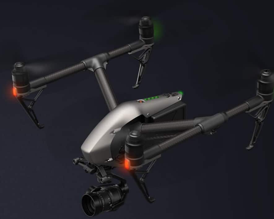 There are plenty of models to choose from professional drones