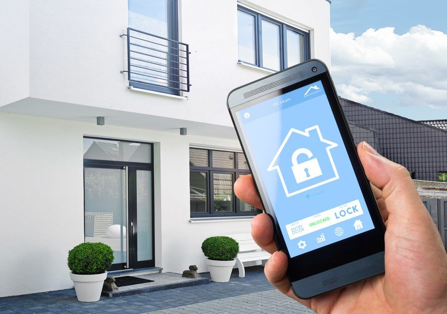Smart Home Security - Internet of Things