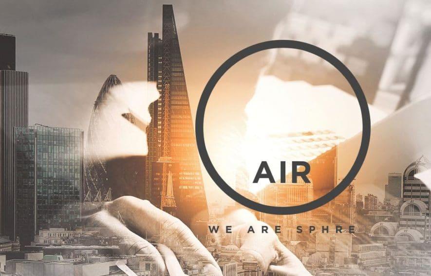sphre air blockchain