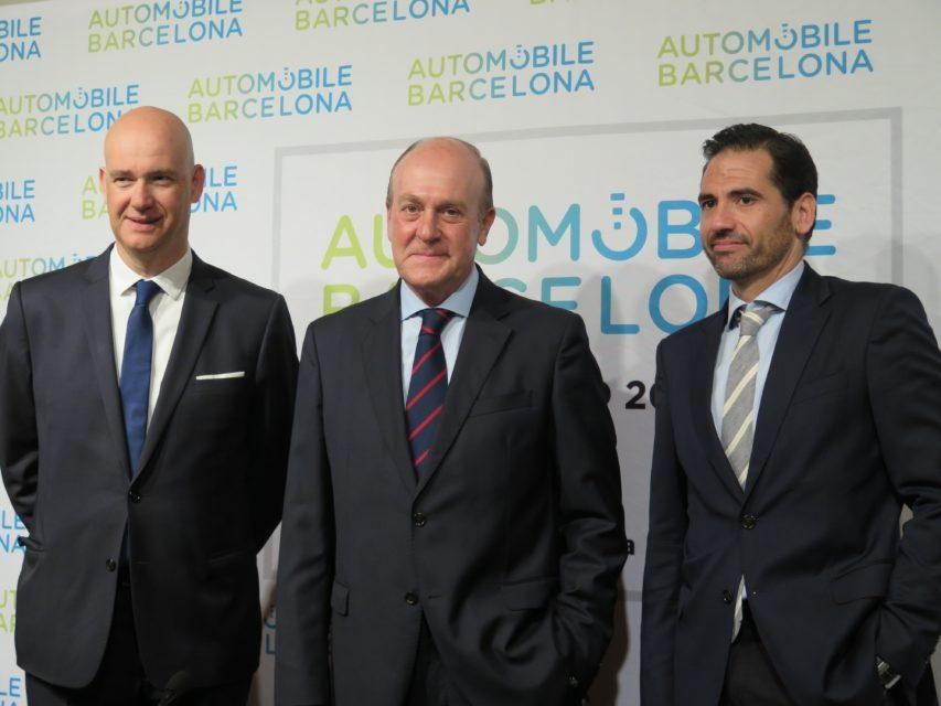 Automobile Barcelona 2017