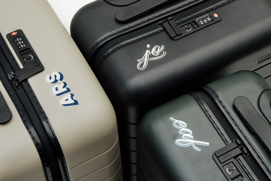 The smallest carry-on costs $225, and the bigger version's price bumps up to $245.