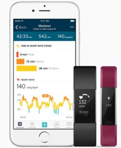 Fitbit Charge 2 Pure Pulse