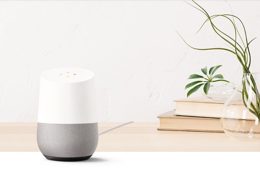 Google Home smart system