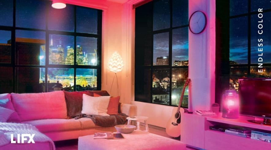 LIFX smart home