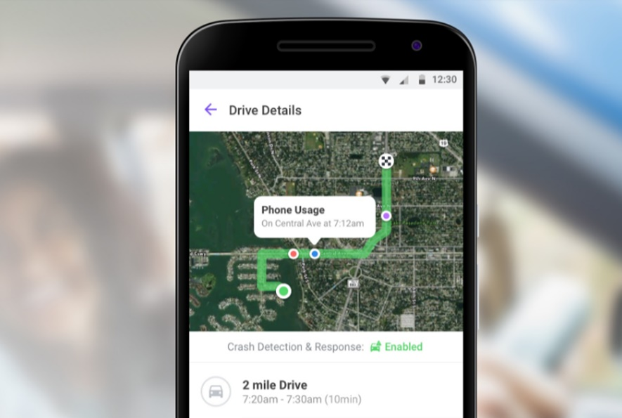 Location sharing app Life 360