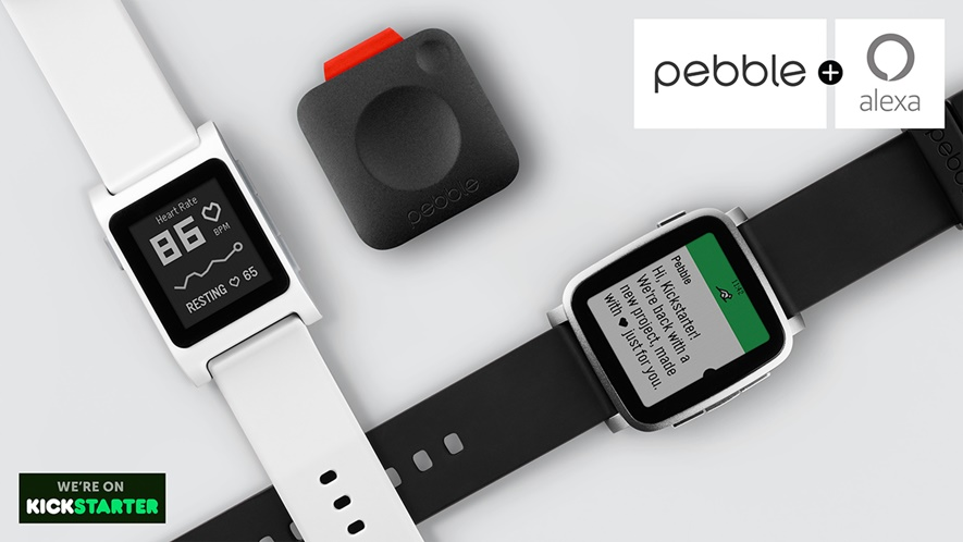 Pebble 2 is the slight variation of Pebble