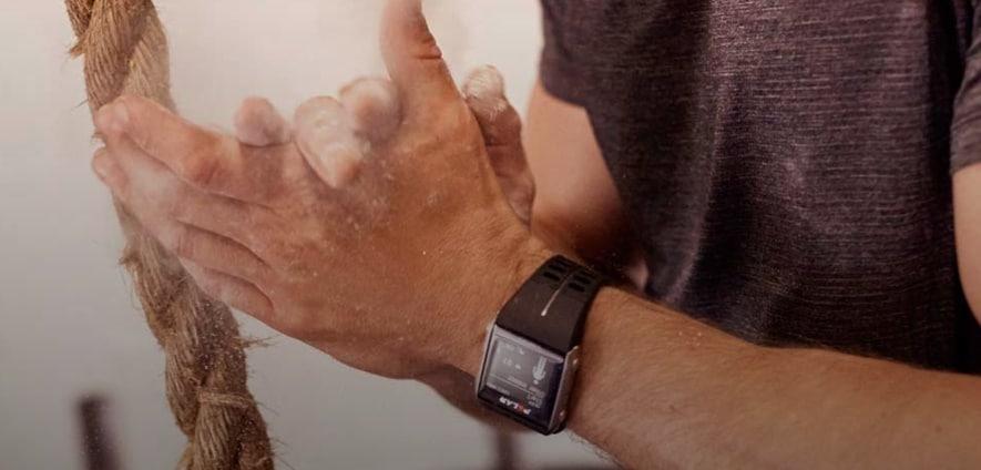 Polar V800 GPS watch