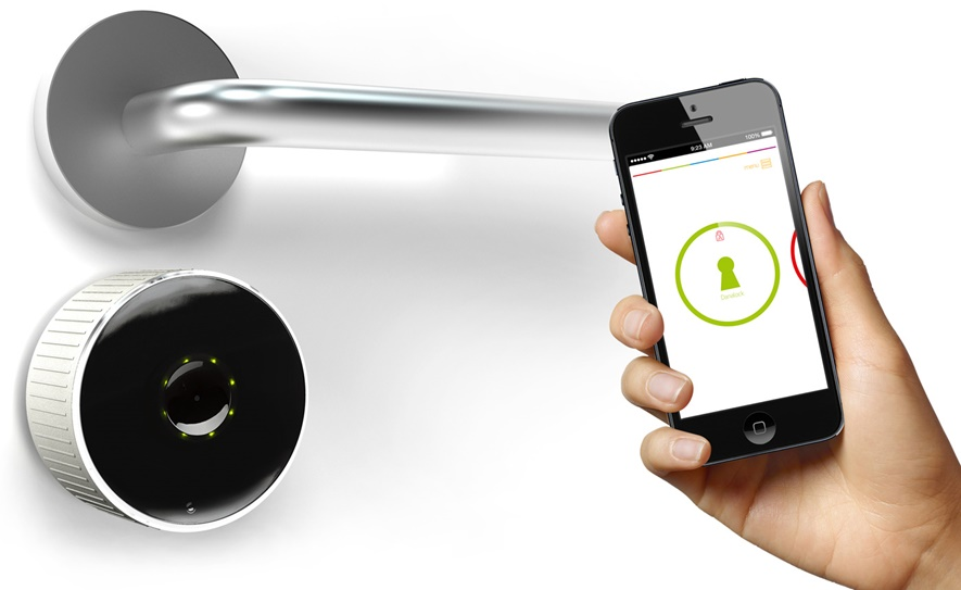 Poly Control Danalock smart lock