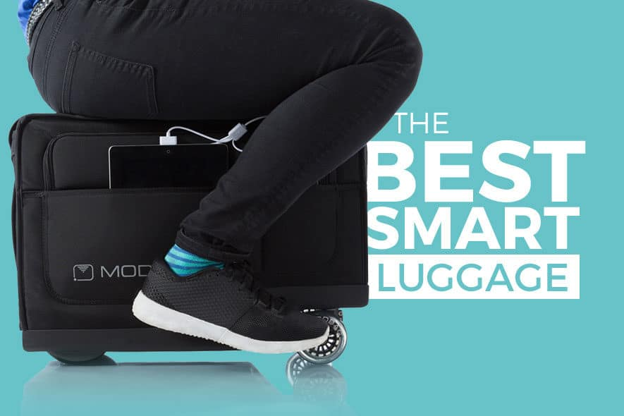 The Best Smart Luggage and Carry On Bags
