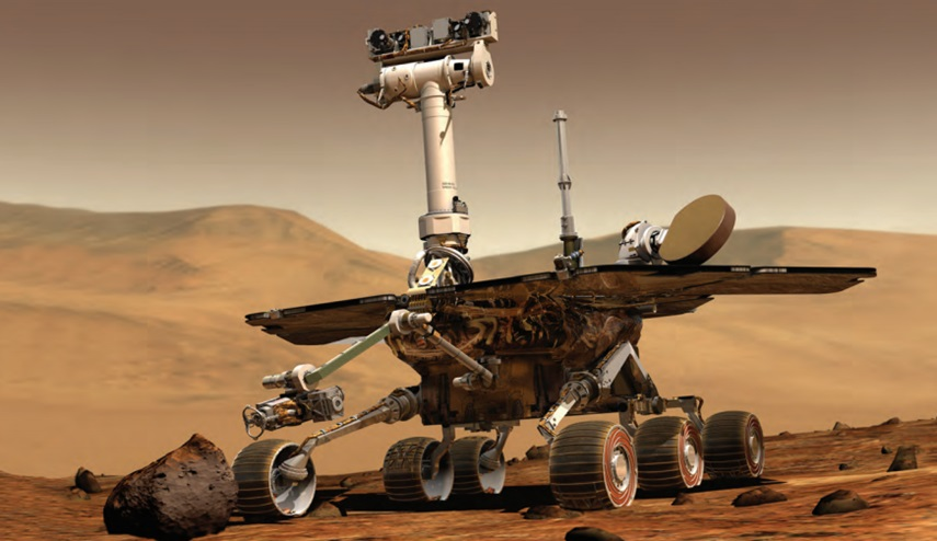 NASA has been using automated exploration rovers on Mars for a decade