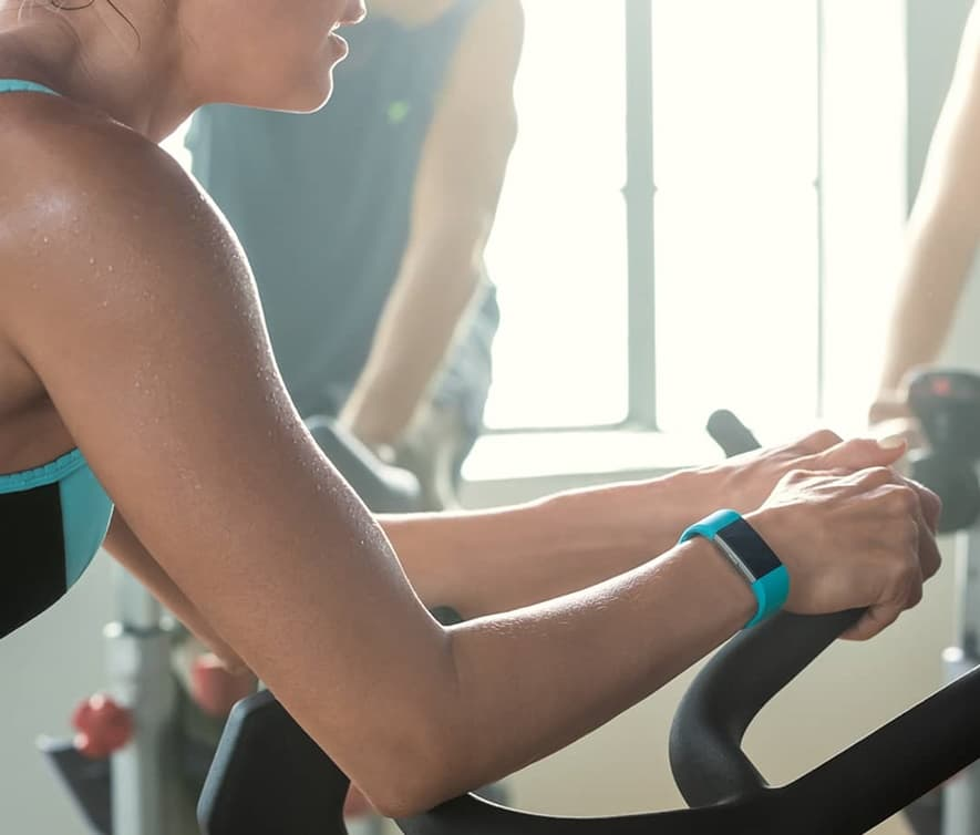 Untethered features of fitbit